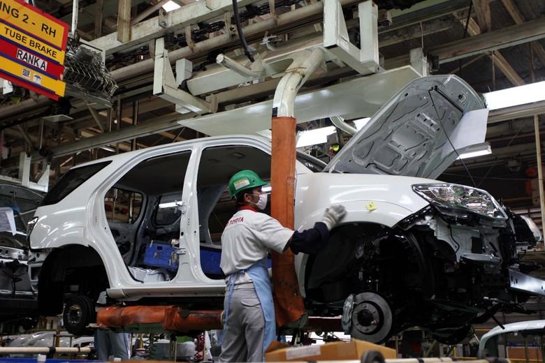 Toyota Pede Masih Ada yang Mau Beli Mobil di Masa Pandemi